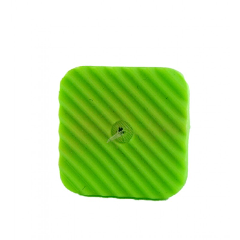 Tiddy Tabs Green Square - PDR Glue Tab